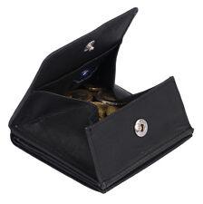 Wiener Schachtel LEAS in Echt-Leder, schwarz
