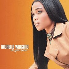 Do You Know Michelle Williams MUSIC CD