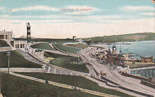 PLYMOUTH - THE HOE COLOUR POSTCARD