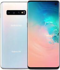Samsung Galaxy S10 White Sprint At&T T-Mobile Verizon Factory Unlocked - Good -