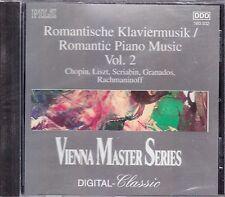 Romantic Piano Music - Chopin, Liszt, Scriabin, Granados, Rachmaninoff