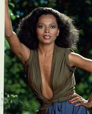 "Diana Ross 10"" x 8"" Photograph no 16"