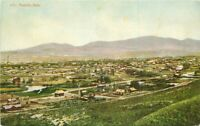 Birdseye View Pocatello Idaho C-1910 Postcard undivided 11956