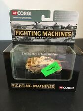 2003 Corgi Fighting Machines M1 Abrams Tank US Army History of Warfare CS90109