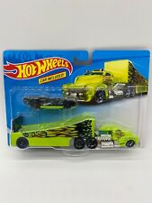 Hot Wheels Rock N Race Vehicle With Detachable Trailer New