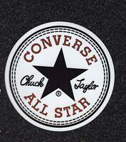 2 Converse Logo Vinyl Stickers