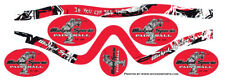 Wicked Sports Goggle Wrap - Sly Profit - WS Red