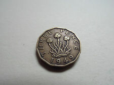 George VI Threepence 1949 (4677)