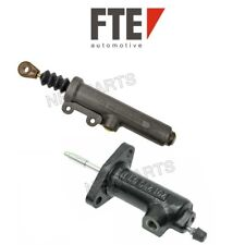 NEW Mercedes R129 W124 W201 300SL Set of Clutch Master and Slave Cylinder FTE