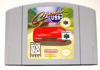 Crusin' USA Video Game *Cartridge Only (Nintendo 64, N64) KA Kids to Adults
