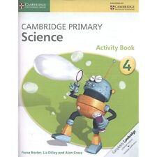 Cambridge Primary Science Activity Book 4 Fiona Baxter Liz Dilley… 9781107656659