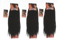 Sensationnel Soft N Silky Afro Kinky Twist Braid / Kinky Styles - 24inches