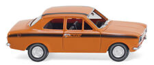 "Wiking 020305 - 1/87 Ford Escort ""Mexico"" - Orange - Neu"