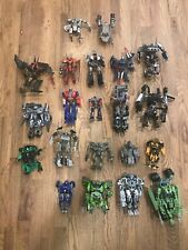 Lot Of 21 Vintage Transformers Action Figures Hasbro Tomy Optimus Prime ($500+)