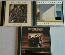 BRUCE HORNSBY CD LOT: Hot House + Harbor Lights (PROMO) + The Way It Is