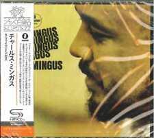 CHARLES MINGUS-MINGUS.MINGUS.MINGUS.MINGUS.MINGUS -JAPAN SHM-CD C94