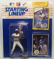 1990  FRED MCGRIFF - Starting Lineup - SLU - Sports Figurine - TORONTO BLUE JAYS