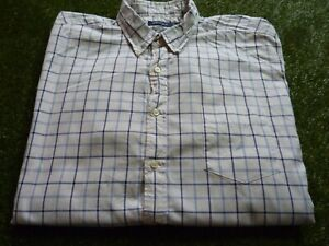 Nautica Long Sleeve Shirt Mens
