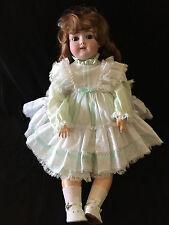 Antique German Bisque MARKED Handwerck 7.5 Doll c.1900 *SWEET*