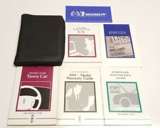 Other For Lincoln Town Car Manuals And Literature Ebay