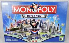 Monopoly Here & Now America Has Voted 2006 RARE DEFECT 8 Tokens 00402 Board Game