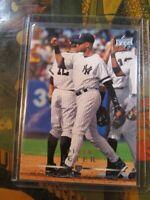 Upper Deck  Derek Jeter New York Yankees Card