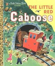 The Little Red Caboose (Little Golden Book), Marian Potter, Tibor Gergely, Good