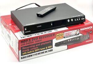 Magnavox H2080MW8 HDD / DVD Recorder & Digital Tuner w/ Remote - 80GB Hard Drive