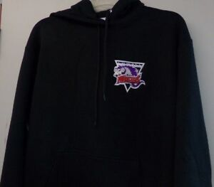 AHL Hockey Lowell Lock Monsters Embroidered Hoodie Sweatshirt S-5XL, LT-4XLT New