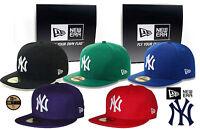 New Era 59Fifty New York Yankees MLB Basic 5950 NY Baseball Cap