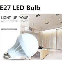 3W E27 LED Bulbs Lamp Home Camp Solar Hunting Emergency Light Clear White DC12V