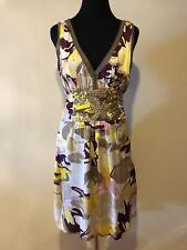 Missoni Multicolor Sleeveless Dress Size 42/ US 6