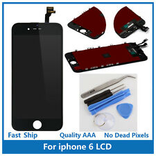 iPhone 6 Replacement Touch Screen LCD Digitizer Display Assembly Black + Tools