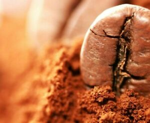 100% Belgian CoCoa Infused Ground Organic Colombian Medium Whole Roasted Coffee