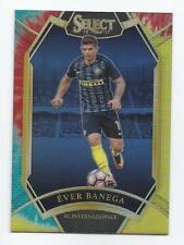 2016-17 Panini Select Soccer Ever Banega Field Tie-Dye Prizm 18/30 INTER MILAN