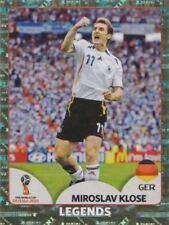 Panini Sticker Fußball WM 2018 Russia Nr. 681 Legends Miroslav Klose Bild NEU