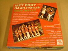 LP TELSTAR / EDDY WALLY - MET EDDY NAAR PARIJS
