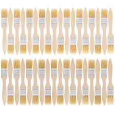 """US Art Supply 1"""" Chip Brushes Paint Glue Adhesives Touchups 1 Inch Lot of 36"""