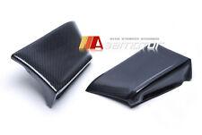 Carbon Fibre Rear Bumper Corner Extensions 2PC for Mitsubishi Evolution X EVO 10