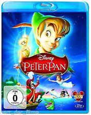 PETER PAN (Walt Disney) Blu-ray Disc NEU+OVP