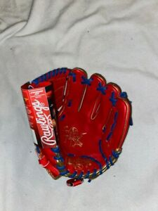 "Rawlings Heart of the Hide PRO204W-8SRG 11.5"" Adult Infield Baseball Glove -RHT"