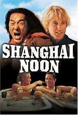 Brand New DVD Shanghai Noon Jackie Chan Owen Wilson Lucy Liu (Widescreen Ed)