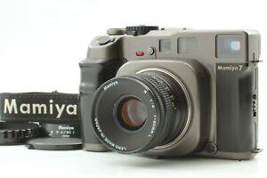 [Near Mint] Mamiya 7 Medium Format Film Camera w/ N 80mm F4 L Lens JAPAN