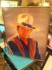 John Wayne Picture poster  in frame 20 x 16