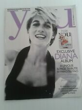 You Magazine Exclusive Diana Album - 16 page tribute by Mario Testino (Mail)