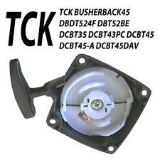 LANCEUR debroussailleuse TCK BACK45 DBDT524F DBT52BE DCBT 35 43PC 45 45-A 45DAV