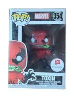 Funko Pop Marvel Toxin 354 Walgreens Exclusive #4