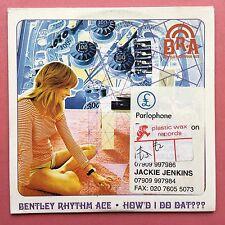 BRA - Bentley Rhythm Ace - How'd I Do Dat??? - Card Sleeve - Promo CD (ENA286)