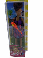 Mattel Barbie You Can Be Anything Tennis Player Doll New