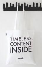 "Vitra Artek Tote Bag ""Timeless Content Inside"" - New in Package"